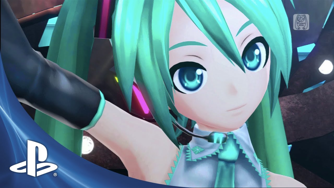 Hatsune miku project diva f on ps3 youtube - Hatsune miku project diva ...