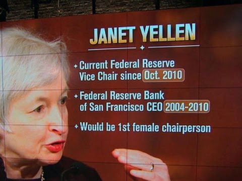 Janet Yellen expected to be nominated to head Fed Reserve