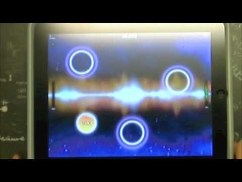 Tap Tap Radiation iPad app review