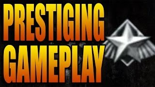Call Of Duty: Ghosts PRESTIGE MODE GAMEPLAY! What