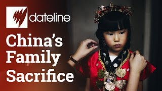 What happens to the children left behind by China's industrial boom?