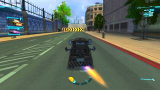 Cars 2 PC Gameplay Totalmente Em Portugues BR [HD