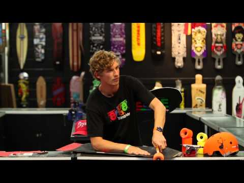 Longboarding: Patrick Switzer Gets Vicious with his Pro Model - Rayne Fortune