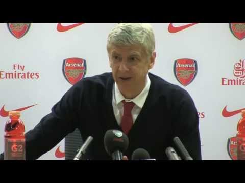 Arsene Wenger: Our title hopes are over