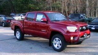 2011 TOYOTA TACOMA DOUBLE CAB SR5  STD BED AUTOMATIC V6 $27986.00 WWW.NHCARMAN.COM.MOD videos