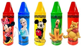 Disney Mickey Mouse Clubhouse Crayons