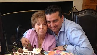 """See Buddy's Sweet Tribute To The Real Boss, """"Mama"""" Valastro   Cake Boss"""