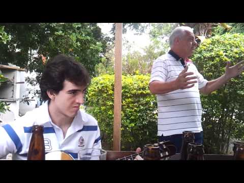 Galo de Rinha declamado pelo José Araújo!