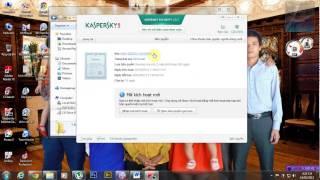 Hướng Dẫn Crack Kaspersky Internet Security 2013