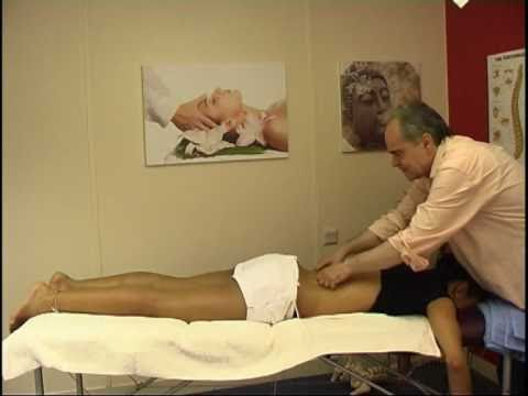 lower back massage and treatment 2