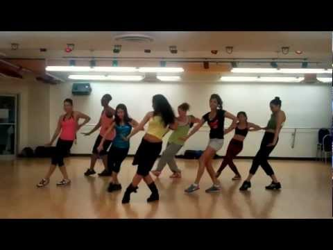 "Francesca Maria's Zumba choreo of ""Suave""by Nayer feat. Mohombi&Pitbull"