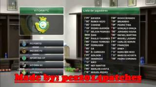 PESEdit.com PES 2014 Patch V2.0 + Data Pack 2.0 (Official