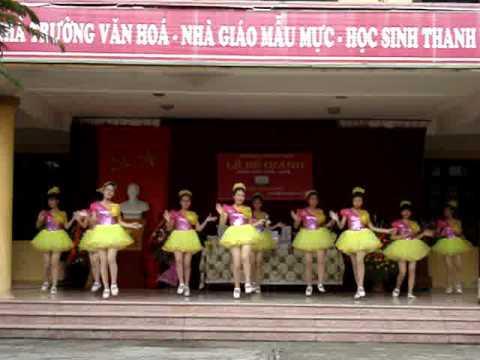 Nhớ mãi nụ cười xinh- 9A2- THCS Phú Diễn- Hà Nội.MPG