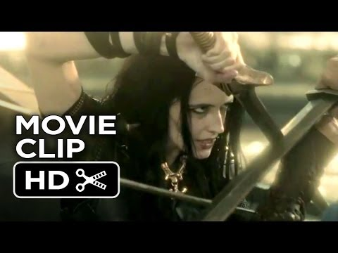 300: Rise of an Empire Movie CLIP - My Answer Is Still No (2014) - Eva Green Movie HD