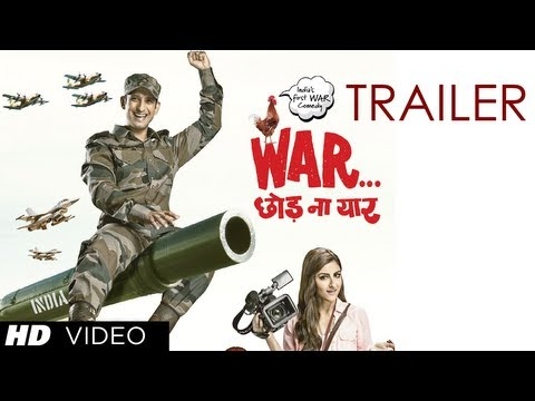 War Chhod Na Yaar Theatrical Trailer (Official) | Sharman Joshi, Soha Ali Khan, Jaaved Jaaferi
