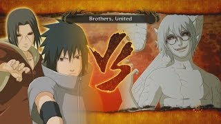 How To Unlock Itachi & Sasuke Vs Kabuto Fight! Naruto