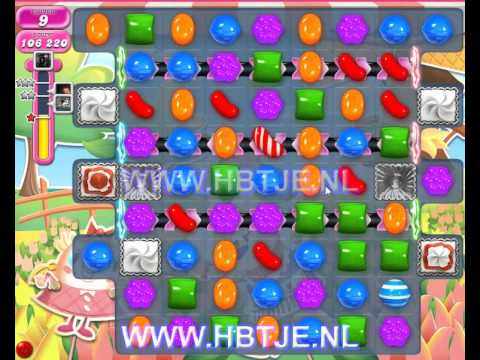 Candy Crush Saga level 595