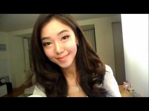 Korean Natural Loose Curls ♥ 예쁜 웨이브, ★★★★PLEASE READ ME~!! ★★★★ Hey guys! I've been getting a lot of requests to do a tutorial on my curls that I had for my wedding photos and recent outdoor pho...