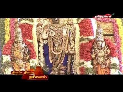 Triplicane Sri Parthasarathy Temple history