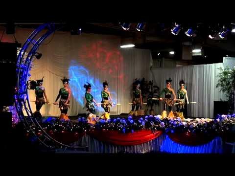 Fresno Hmong International New Year 2013-2014 (Nkauj Hmoob Hli Xiab - Round 3)