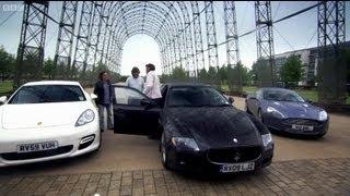 Top Gear - Four Door Supercars