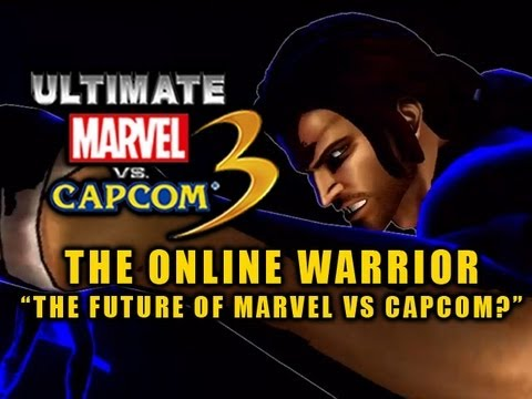 UMVC3 The Online Warrior: Episode 12 'The Future of Marvel vs Capcom 3'
