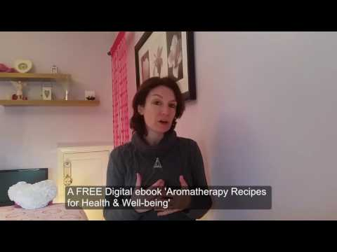 Aromatherapy and Holistic Living Online Training Course