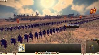 Total War: Rome II Online Battle Live Stream Gameplay #2