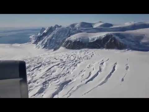 West Antarctica Glaciers: Past the Point of No Return