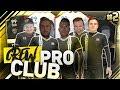 FIFA 17 CREW Pro Club 2 Das komplette CHAOS