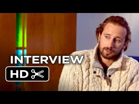 The Drop Interview - Matthias Schoenaerts On His Character (2014) - James Gandolfini Movie HD