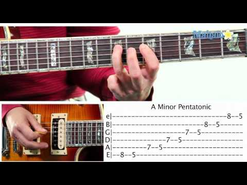 Mahalo Guitar Solo Course: Hammer On and Pull Off Practice