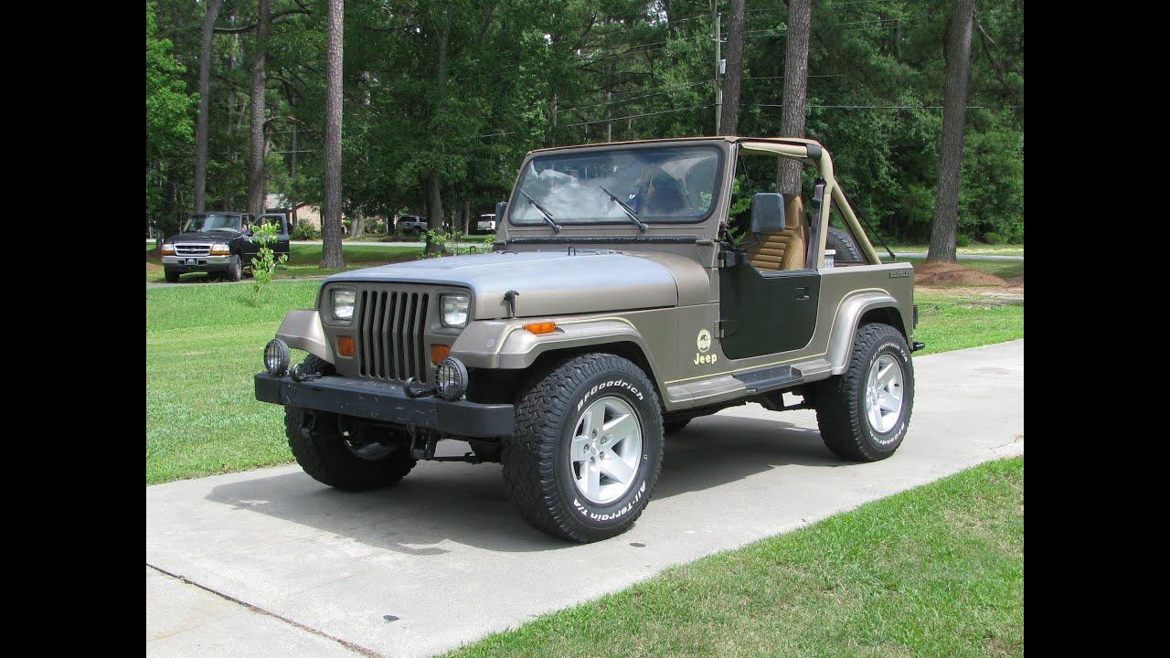 "Jeep YJ Rubicon Express 2.5"" Standard Suspension Installation Part-1 ..."