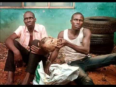 Man Arrested With Human Head In Ibadan   'My herbalist told me to bring human head to make bullet pr