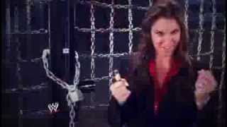WWE Elimination Chamber 2014 Stephanie McMahon