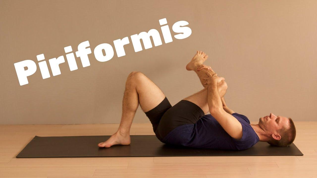 Piriformis Stretch - Quick & Easy Back Pain Relief ...