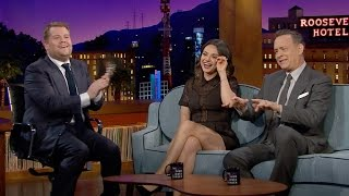 Mila Kunis Has Big News on Tonight's Late Late Show With James Corden Premiere