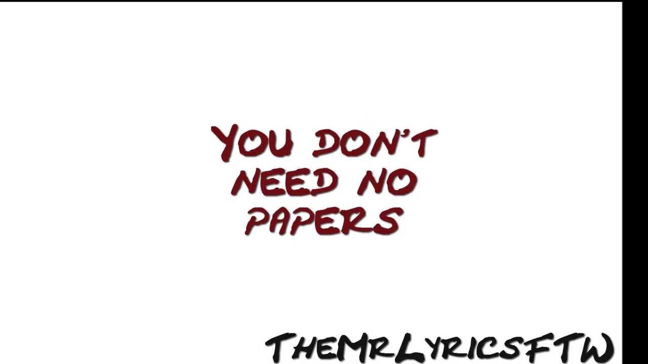 Robin Thicke blurred lines lyrics - YouTube