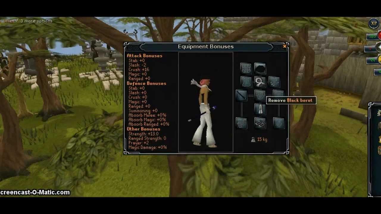 Runescape 2012 Cute Runescape Outfits...