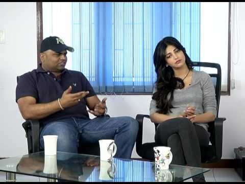 Shruti-Haasan--amp--Vamsi-Paidipally-Interview-About-Yevadu
