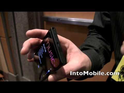 Nokia Lumia 900 hands-on from CES 2012