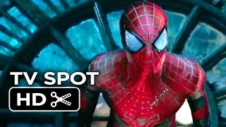 The Amazing Spider-Man 2 TV SPOT A Fan Becomes An Enemy