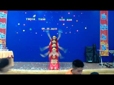 Múa Alibaba - Nhóm Múa Thiên Triều