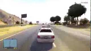 GTA 5 Police Cruiser Simulator Grand Theft Auto V Gameplay
