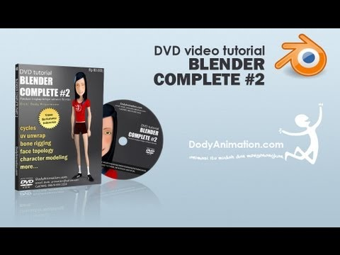 video promo Blendercomplete #2