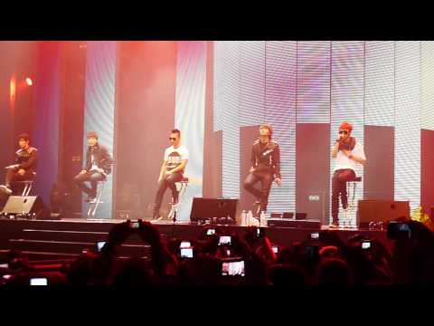 Big Bang - Haru Haru (Acoustic ver.) @ Singapore Korean Pop Night 231010