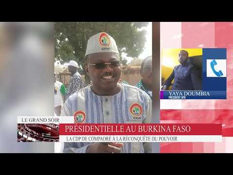 L'Ombre Blaise Compaoré plane t-il sur la présidentielle au Burkina Faso?