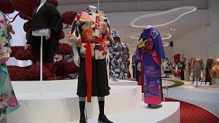 """تطور لباس """"الكيمونو"""" الياباني من جلسات حفل الشاي إلى عصر الانترنت"""