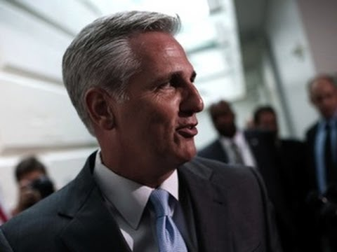 Meet Rep. Kevin McCarthy, the new House majority leader