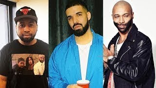 DJ Akademiks reacts to Drake Dissing him and Joe Budden on 'Diplomatic Immunity'
